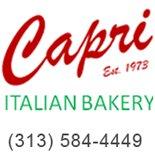 Capri Italian Bakery