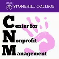 Center for Nonprofit Management at Stonehill College