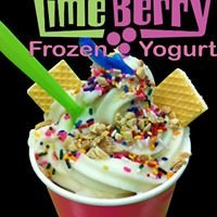LimeBerry Woodburn (Frozen Yogurt)