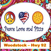 Peace Love and Pizza - Woodstock Hwy 92