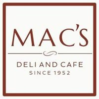 Mac's Deli & Cafe