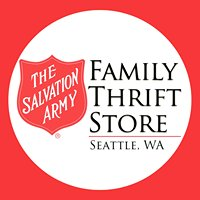Salvation Army Thrift Store - Seattle, WA