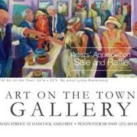 Art On The Town