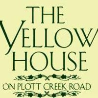 The Yellow House on Plott Creek Road