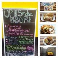 Up 'N Smoke BBQ Pit