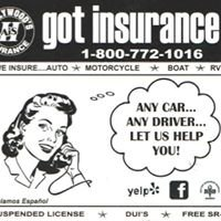 Got Hollywood Insurance Agency, Inc.