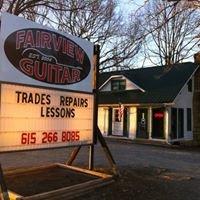 Fairview Guitar & Repair