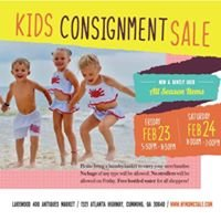 North Fulton Mothers of Multiples Club Consignment Sale