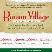 Roman Village Cucina Italiana