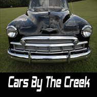 Cars By The Creek