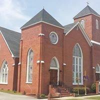 Historic Liberty Hill AME Church