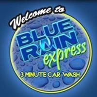Blue Rain Express Car Wash