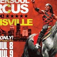 Universoul Circus - DERBY City