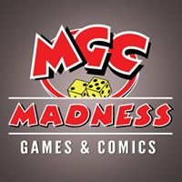 Madness Games and Comics