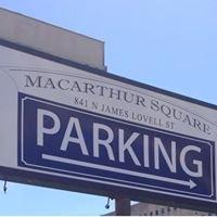 MacArthur Square Parking Structure
