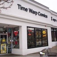 Time Warp Comics and Games