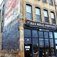 Rex Mills Printing
