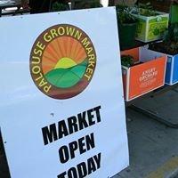 Palouse Grown Market