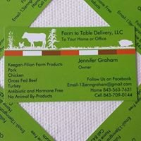 Farm to Table Delivery, LLC