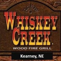 Whiskey Creek Wood Fire Grill - Kearney