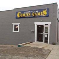 Main Street Comics & Games