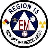 Region 15 Emergency Management