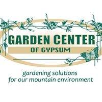The Garden Center of Gypsum