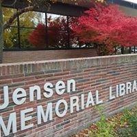 Jensen Memorial Library--Minden, Nebraska
