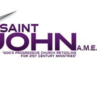 St John AME Church