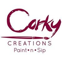 Corky Creations Paint N Sip