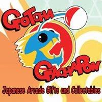 Gotcha Gachapon at Akiba Arcade
