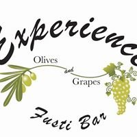 Experience Olives and Grapes Fusti Bar
