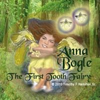 Anna Bogle The First Tooth Fairy Book