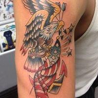 Sacred Harp Tattoo