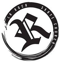 """"""" THE ROCK """" skatechurch team"""