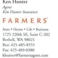 Ken Hunter Farmers Insurance Agent
