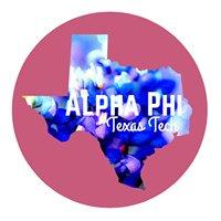 Texas Tech Alpha Phi
