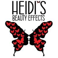 Heidi's Beauty Effects