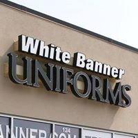 White Banner Uniforms