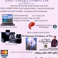 East Valley Computer Solutions