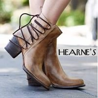 Hearne's Comfort Footwear and Clothing