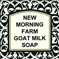 New Morning Farm Goat Milk Soap
