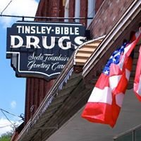 Tinsley Bible Drugs