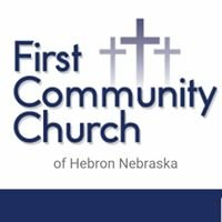 First Community Church of Hebron, Nebraska