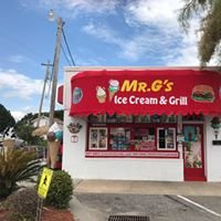Mr G's Ice Cream & Grill