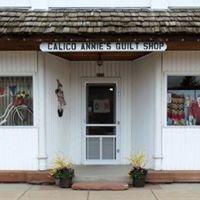 Calico Annie's Quilt Shop