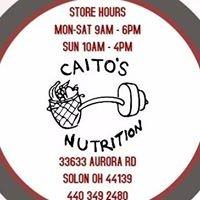Caito's Nutrition
