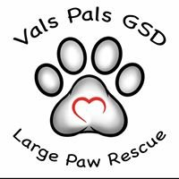 Val's Pals GSD and Large Paw Rescue