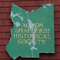 Acton Shapleigh Historical Society