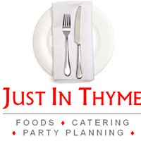 Just in Thyme Catering
